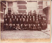 DIEST - St Jan Berchmanscollege -foto -1901 - Diest