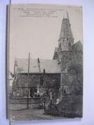 51 - BATAILLE DE LA MARNE 6 AU 12 / 09 / 1914 - PARGNY SUR SAULX - L'EGLISE - 1914 - France