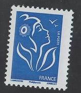 2008 - TIMBRE NEUF - MARIANNE DE LAMOUCHE (Bleu) - N° YT : 4153 - 2004-08 Marianne De Lamouche