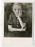 PAINTING - AK296773 Paula Modersohn-Becker - Alte Bäuerin - Objets D'art