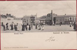 Ronse Renaix Grand Place (in Zeer Goede Staat) - Renaix - Ronse