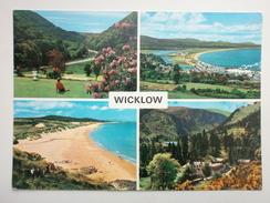Postcard Wicklow Ireland Multiview By John Hinde My Ref B2611 - Wicklow