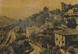 Roviano (Roma) Panorama VG 1956 - Italia