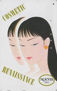 Télécarte Japon / 110-166775 - Cosmétiques NOEVIR / Femme - Girl Japan Cosmetics Phonecard Parfum Perfume - 220 - Parfum
