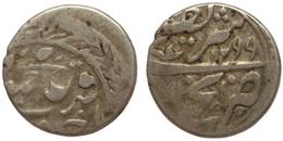 Tenga AH(130)0//1299 - Muzaffar Al-Din (Central Asia - Bukhara) Silver - Autres – Asie