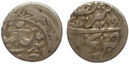 Tenga AH(130)0//1299 - Muzaffar Al-Din (Central Asia - Bukhara) Silver - Munten