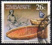 PIA - ZIMBABWE - 1990  - La Vita Nello Zimbabwe  - (Yv  202) - Zimbabwe (1980-...)