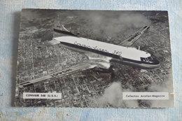 PROTOTYPE    CONVAIR 340 - 1946-....: Moderne