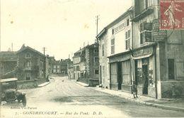 (54) GONDRECOURT : Rue Du Pont - Frankrijk
