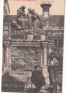 G , Cp , 62 , BERCK-PLAGE , Monument Cazin Et Perrochaud - Berck