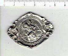 Medaille 056 - St Christophe - Religion & Esotérisme