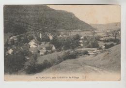 CPA LES PLANCHES PRES ARBOIS (Jura) - Le Village - Autres Communes