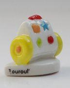 Fève Jouet D'enfant Touroul' - TIT - Fèves