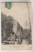 CPA AUBIGNY SUR NERE (Cher) - Les Tanneries - Aubigny Sur Nere