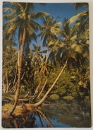 SEYCHELLES - LAGOON ON LA DIGUE -1972 - Seychellen