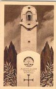 MEMORIAL AUSTRALIEN  / VOIR DOS /  PETIT / FORMAT /LOT  1800 - War Memorials