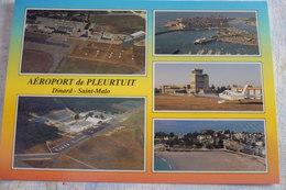 AIRPORT / FLUGHAFEN / AEROPORT    PLEURTUIT DINARD ST MALO - Aerodromes