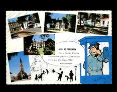 59 - PHALEMPIN - Cabine Téléphonique - Francia