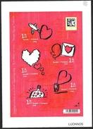Finlandia/Finlande/Finland: Prova Per La Stampa, Essai Pour L'impression,  Proof For Printing, San Valentino - Other
