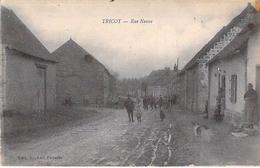 TRICOT - Rue Neuve - SOLDATS - Animée - Francia