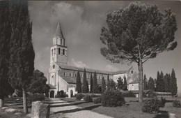 11166) AQUILEIA BASILICA DI POPPONE NON VIAGGIATA - Udine