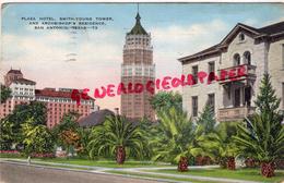 ETATS UNIS AMERIQUE- TEXAS SAN ANTONIO- PLAZA HOTEL SMITH YOUNG TOWER AND ARCHIBISHOP'S RESIDENCE -1950 - San Antonio