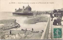 NICE - La Jetée-Promenade, Vue Prise De La Promenade Des Anglais - Monumenten, Gebouwen