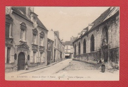 Etampes  --  Maison De Diane De Poitiers - Etampes