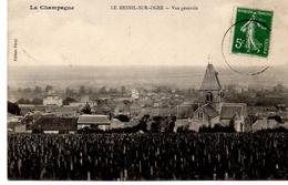 - FRANCE (51) - CPA Ayant Voyagé LE MESNIL-SUR-OGER 1914 - Vue Générale - Edition Férat - - France