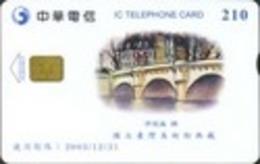 TK11034 TAIWAN - Chip IC00C027