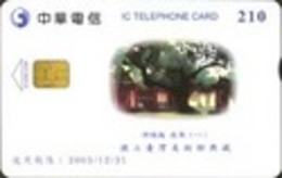 TK11035 TAIWAN - Chip IC00C028