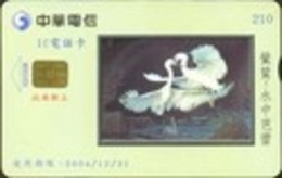 TK11043 TAIWAN - Chip IC01C026