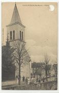 Cour L Eveque L 'eglise Sortie De Messe - Autres Communes