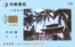 TK11047 TAIWAN - Chip IC04C032