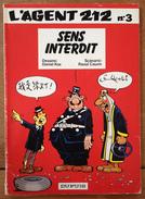 Sens Interdit - Agent 212, L'