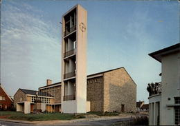 62 - FREVENT - église Moderne - Architecture - France