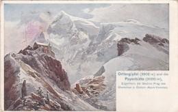 Ortlergipfel Und Die Payerhütte - Italie