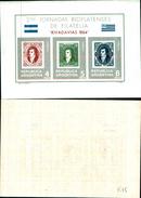 86861)  Argentina Rivadavias 1864 MINI FOGLIO Unmounted MINT MNH - Blocchi & Foglietti