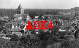 02 Aisne BRUYERES ET MONTBERAULT Eglise Occupation Allemande Laon Feldpost 1918 Vorges Parfondru - Autres Communes