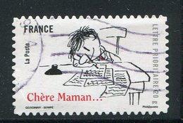 FRANCE- Adhésif Y&T N°366- Oblitéré - France