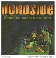 NORDSIDE - Sous Les Serres Du Labo - CD - RAP - Rap & Hip Hop