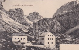 Vajolethütte G. Valbuonkogl (2867) - Italie