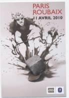 CYCLISME /   PARIS  /  ROUBAIX   2010   CPM  10x15 - Cyclisme