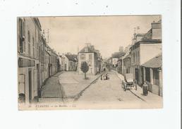 ETAMPES 38 LA BASTILLE 1916 (VINS EN GROS  E BOBLET) - Etampes