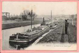 Sedan - Le Canal Et Le Pont-neuf - Sedan