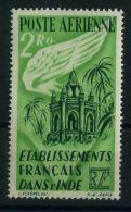 INDE (  AERIEN ) : Y&T N°  19  TIMBRE  NEUF  SANS  TRACE  DE  CHARNIERE , ROUSSEUR , A  VOIR - India (1892-1954)