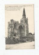 Cp , 61 , CREPY EN VALOIS , Ruines De L'église SAINT THOMAS , Vierge , Ed : I.P.M. - Crepy En Valois