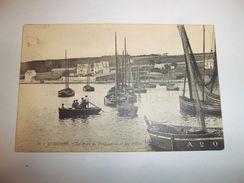 5bny - CPA N°24 - AUDIERNE - Le Port De Poulgodzec Et Les Villas - [29] - Finistère - - Audierne
