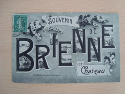 CPA BRIENNE LE CHATEAU 10 - France
