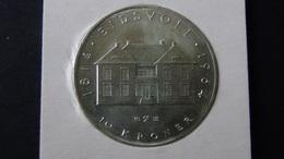 Norway - 1964 - 10 Kronen - 150th Anniversary Of Constitution - Silver900 - KM.413 - XF - Look Scans - Norwegen